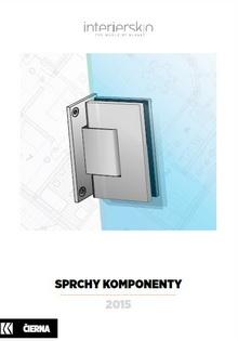Sprchy - komponenty